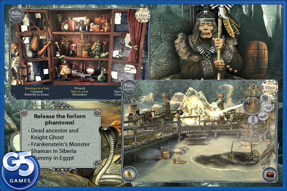 Screenshot Treasure Seekers 3: Follow the Ghosts